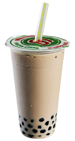 Bubble Tea image from Wikipedia. Ah, brings back memories.