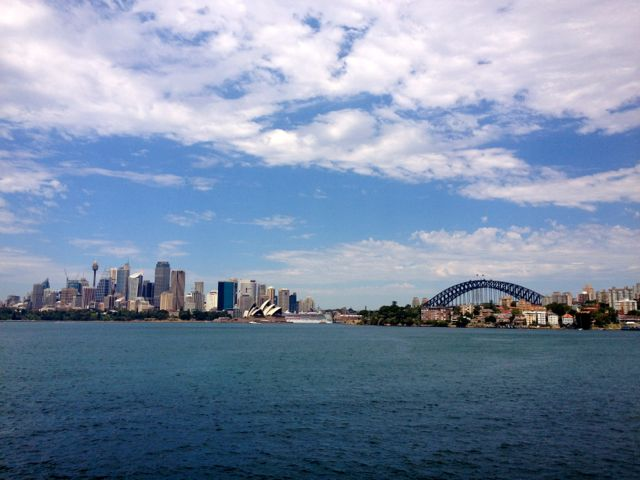 Oh, you look so innocent and pretty today, Sydney. But you are too hot for your own good, I tell you.