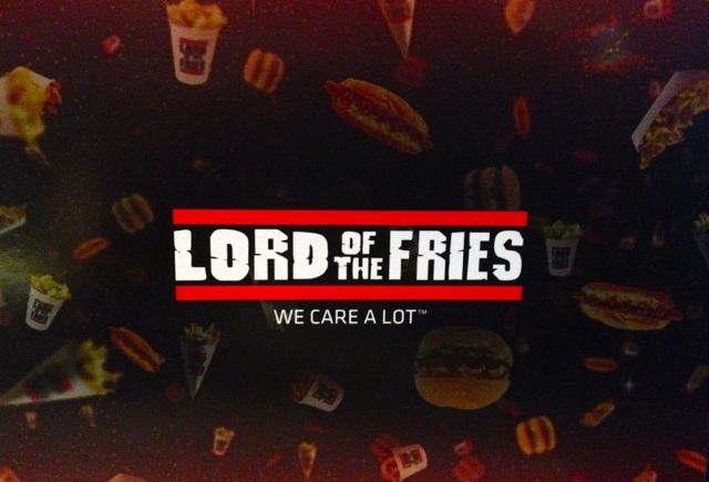 This franchised fast food operation has to have one of the best names on the planet.