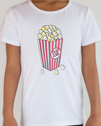 A popcorn scented shirt? Yes please!