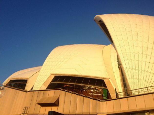 It's still a very weird looking building, but I love it.