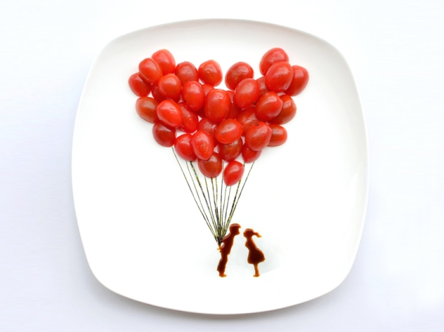 Now these are the kind of balloons that I like, along with Hong Yi's soy sauce people, via designboom.com