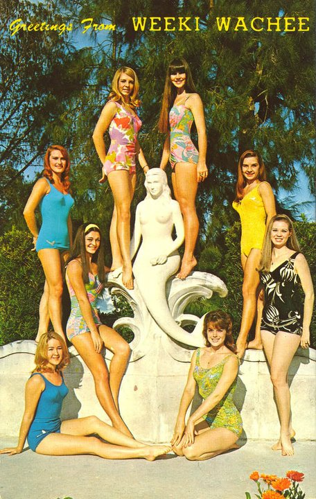 Yesteryear Mermaids